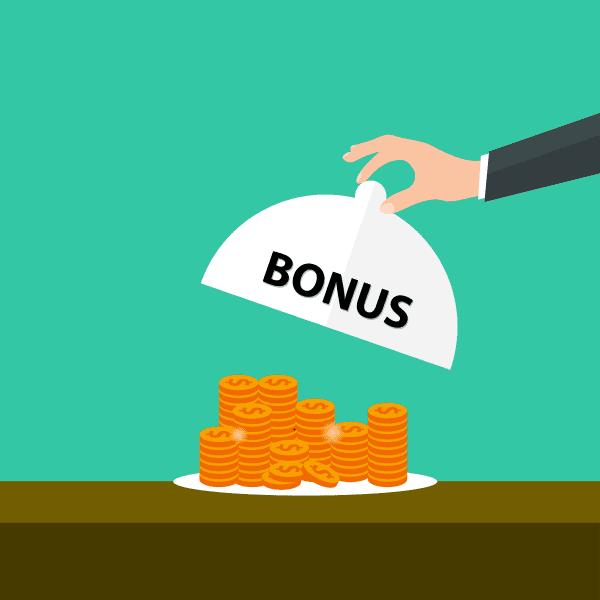 Mit oder ohne Bonus