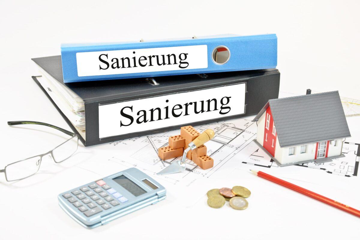 Modernisierung um Energiekosten zu sparen