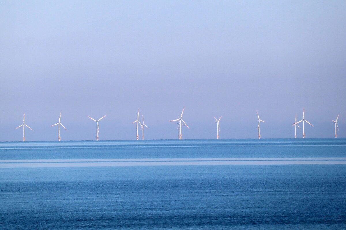 Windstrom aus der Nordsee: Die Produktion steigt